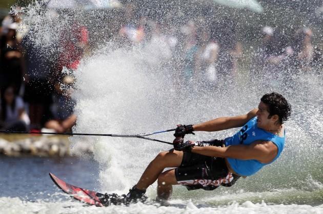 Pan American Games Water Skiing