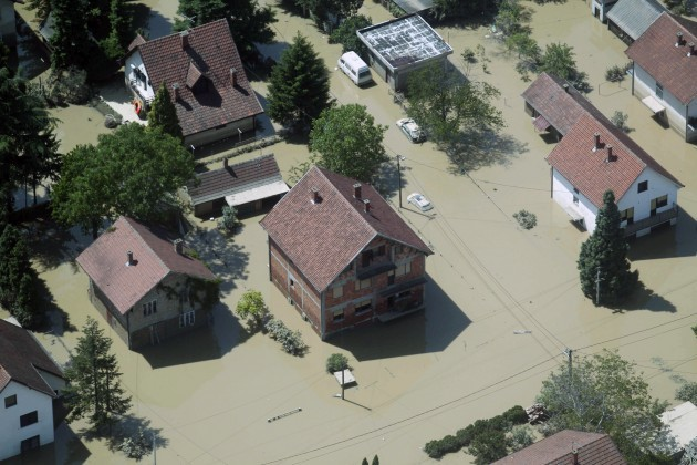 Serbia Balkans Floods