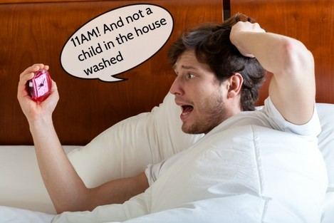 wakeuplate
