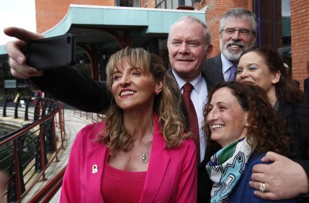 Britain Northern Ireland Sinn Fein Manifesto Launch