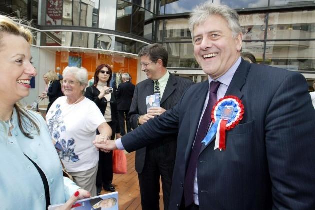 Jim Nicholson - Euro Elections