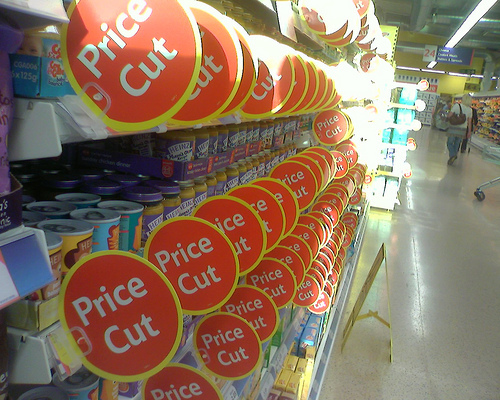 Tesco Price Cut