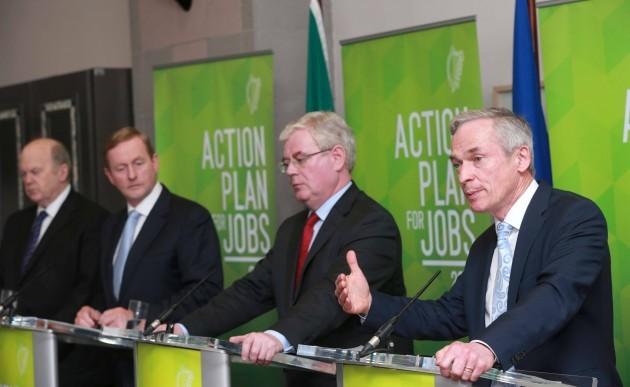 Action Plan for Jobs report. (LtoR) Mi
