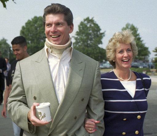 Connecticut Senate Vince McMahon