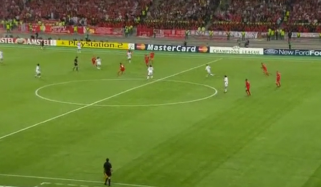 Liverpool ball-watching