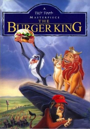 The Burger King - Imgur