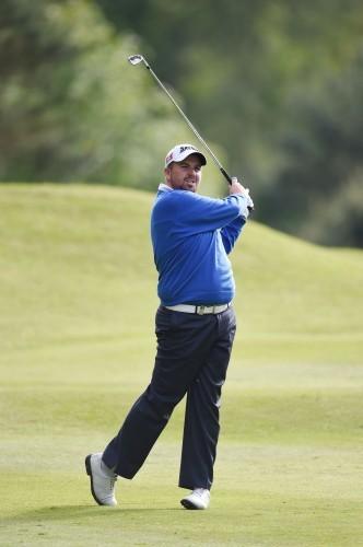 Golf - 2014 BMW PGA Championship - Day Two - Wentworth Golf Club