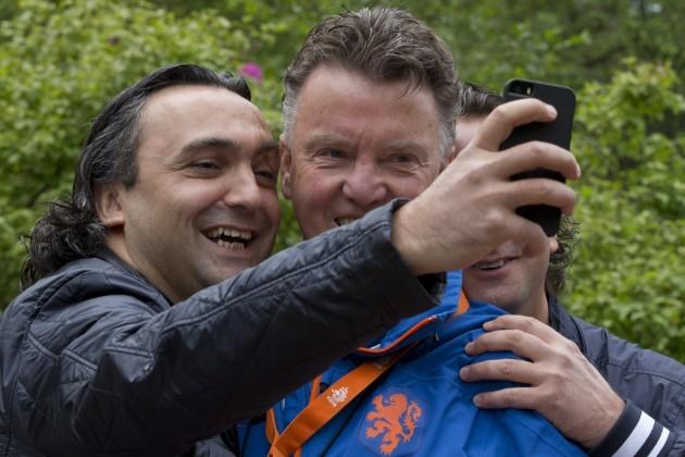 Netherlands Soccer Van Gaal