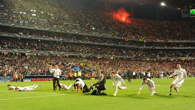 Soccer - UEFA Champions League - Final - Real Madrid v Atletico Madrid - Estadio Da Luz
