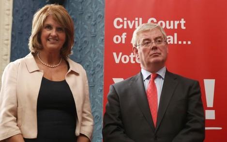 Labour Party Seanad Referendums Campaigns