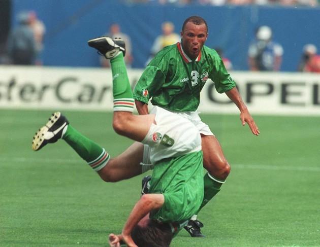 Republic of Ireland v Italy 2/12/2011