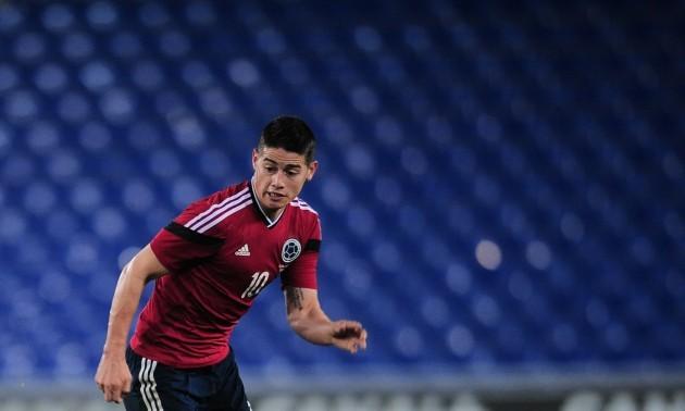 Spain Soccer Colombia Tunisia