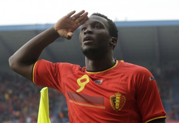 Belgium WCup Soccer friendly
