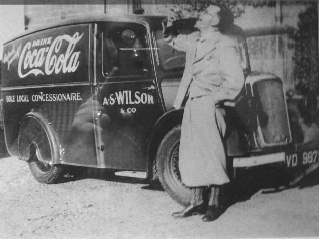Coca-Cola Guzzler