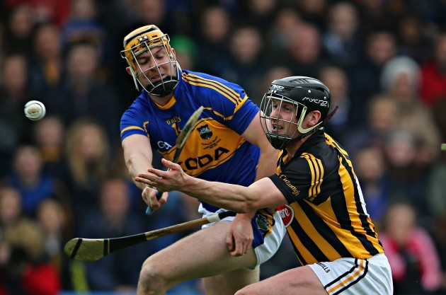 Jackie Tyrell and Seamus Callanan