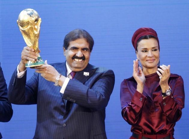 Switzerland 2022 Soccer WCup Announcement