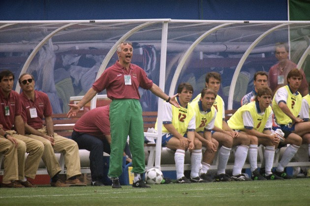 Soccer Pro Games World Cup 1994 Group E Italy vs Ireland