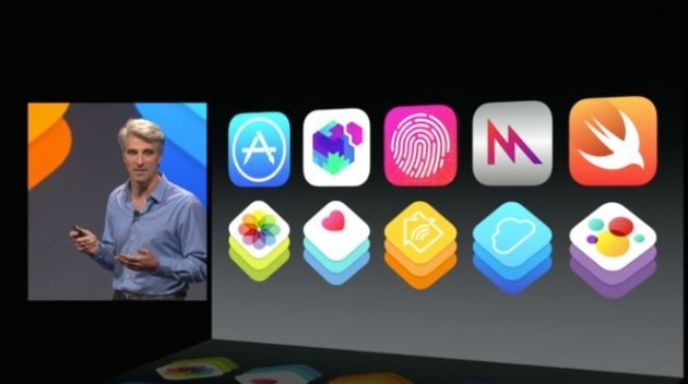 Apple Developer apps