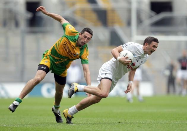 Rory Kavanagh and Eamonn Callaghan