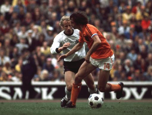 The Dutch team of 1974 is often compared to The Beatles with Johan ... 2300d4062