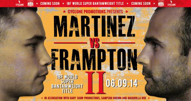 Framptom Martinex poster