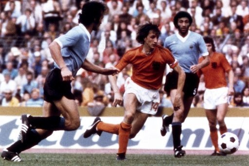 Soccer - 1974 FIFA World Cup West Germany - Group 3 - Uruguay v Netherlands  - 9afdfdf87