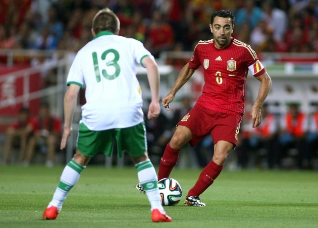 Soccer - International Friendly - Spain v Bolivia - Estadio Ramon Sanchez Pizjuan