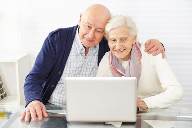 online dating elderly