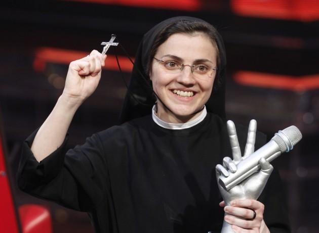 Italy Singing Nun