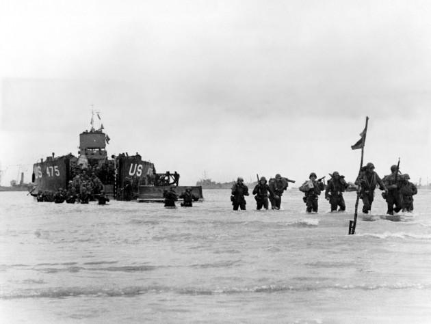 World War 2 - D-Day Landings 1944