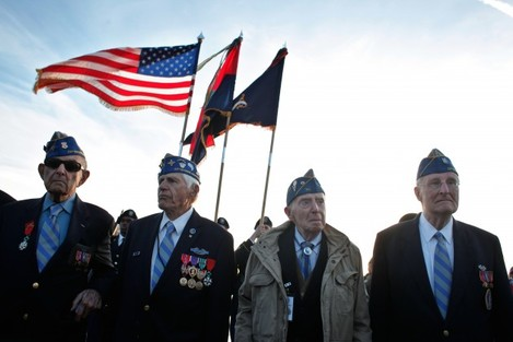 CORRECTION France D-Day Commemorations