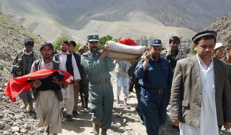 Afghanistan Flood