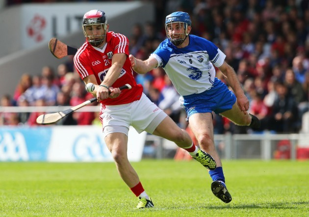 Paudie O'Sullivan and Michael Walsh