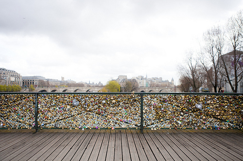 Pont des Arts Bridge - Paris
