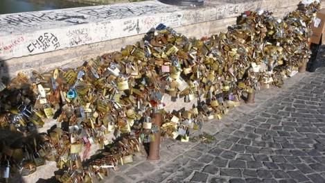 all those locks