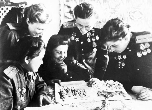 Nadezha Popova Dies Aged 91