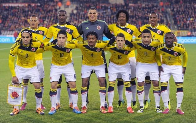 Soccer - International Friendly - Belgium v Colombia - King Baudouin Stadium