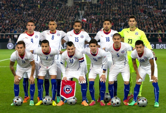 Soccer - International Friendly - Germany v Chile - Mercedes-Benz Arena