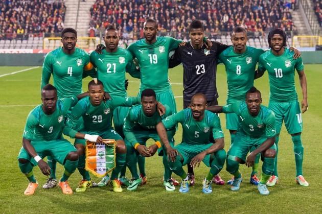 Belgium Soccer Ivory Coast
