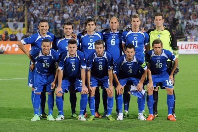 Soccer - International Friendly - Bosnia-Herzegovina v USA - Asim Ferhatovic Hase Stadium