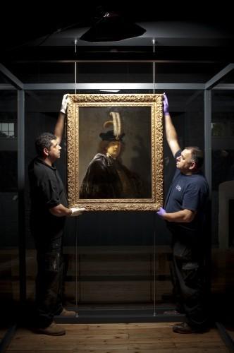 Britain Rembrandt