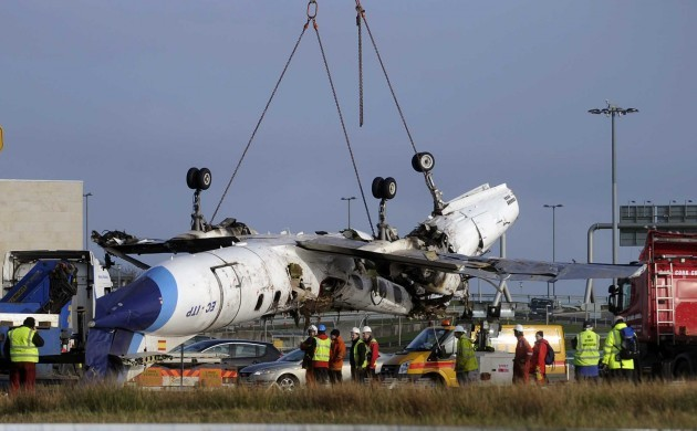 File Photo The inquest into the deaths of six people in a plane crash at Cork Airport three years ago has opened.