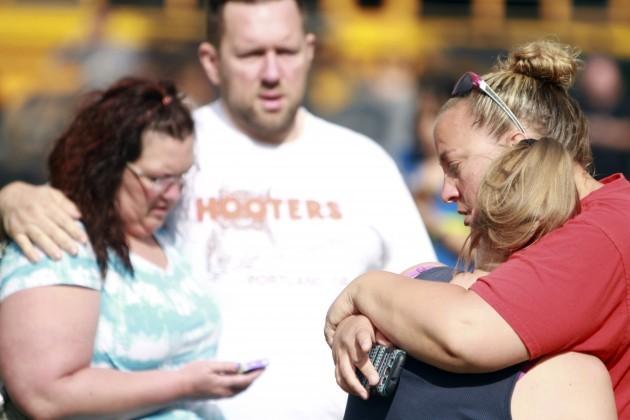 Reynolds High School shooting