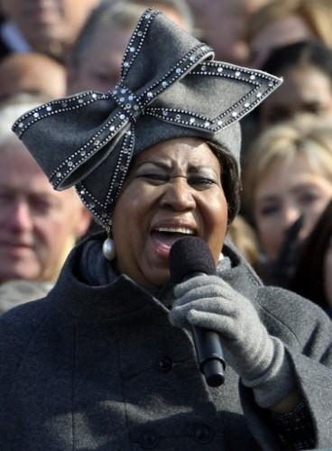 Inauguration Aretha's Hat
