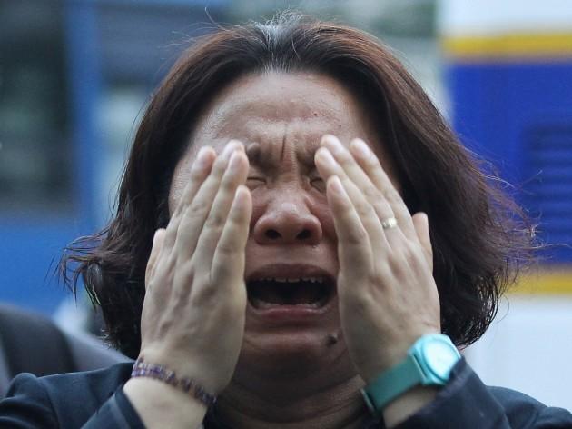 South Korea Ship Sinks Court Hearing