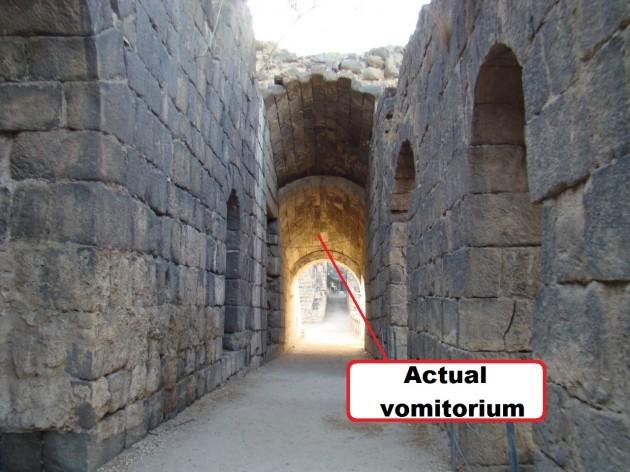 vomitorium