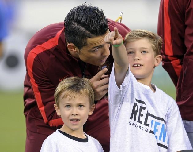 Portugal Republic of Ireland Soccer