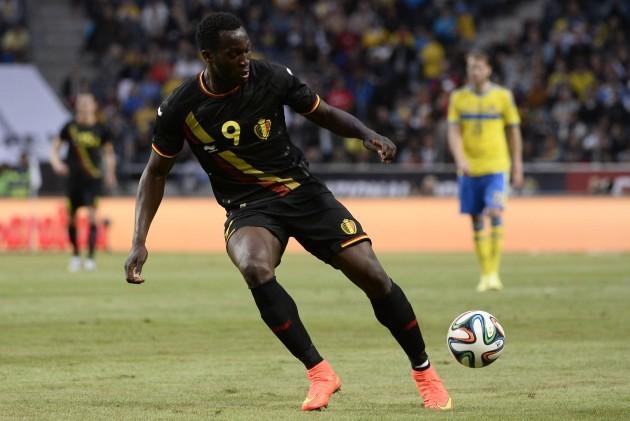 Soccer - International Friendly - Sweden v Belgium -  Friends Arena
