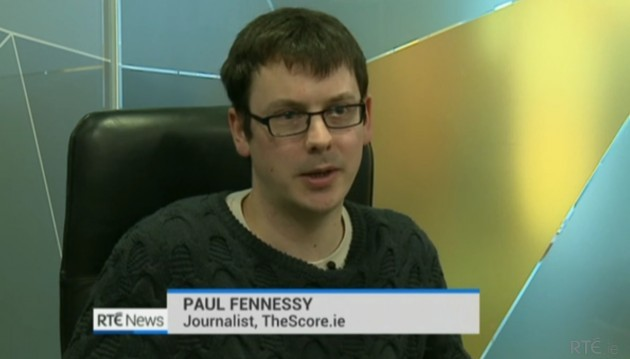 Fenno on the news