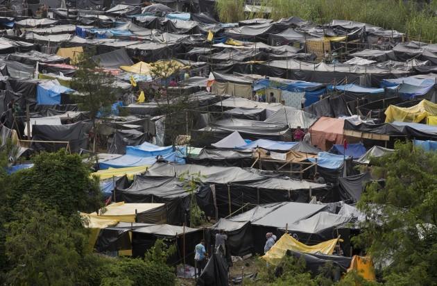Brazil World Cup Homeless